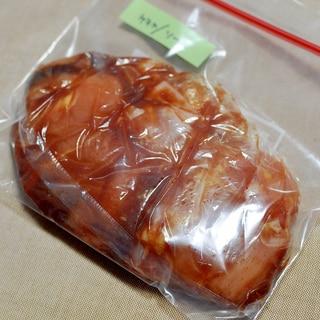 下味冷凍◇鶏もも肉のケチャップソース漬け