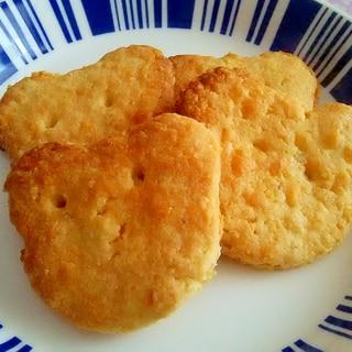 おからチーズクッキー++