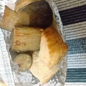 相性バッチリ!茄子と厚揚げの煮物