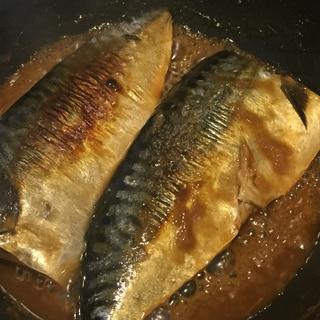 簡単!本格的サバの味噌煮
