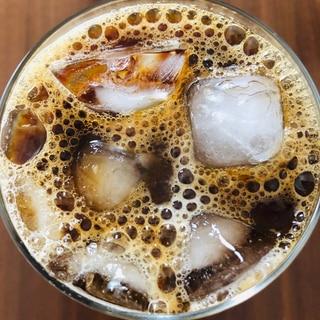 黒蜜入り♡アイスコーヒー