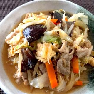 中華料理屋の味☆ムーシーロー☆卵と木クラゲと豚肉