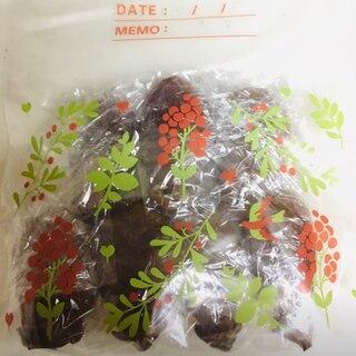 これは便利!☆干し柿の冷凍保存法☆