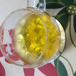 ジンジャーレモンのビタミンたっぷりティー