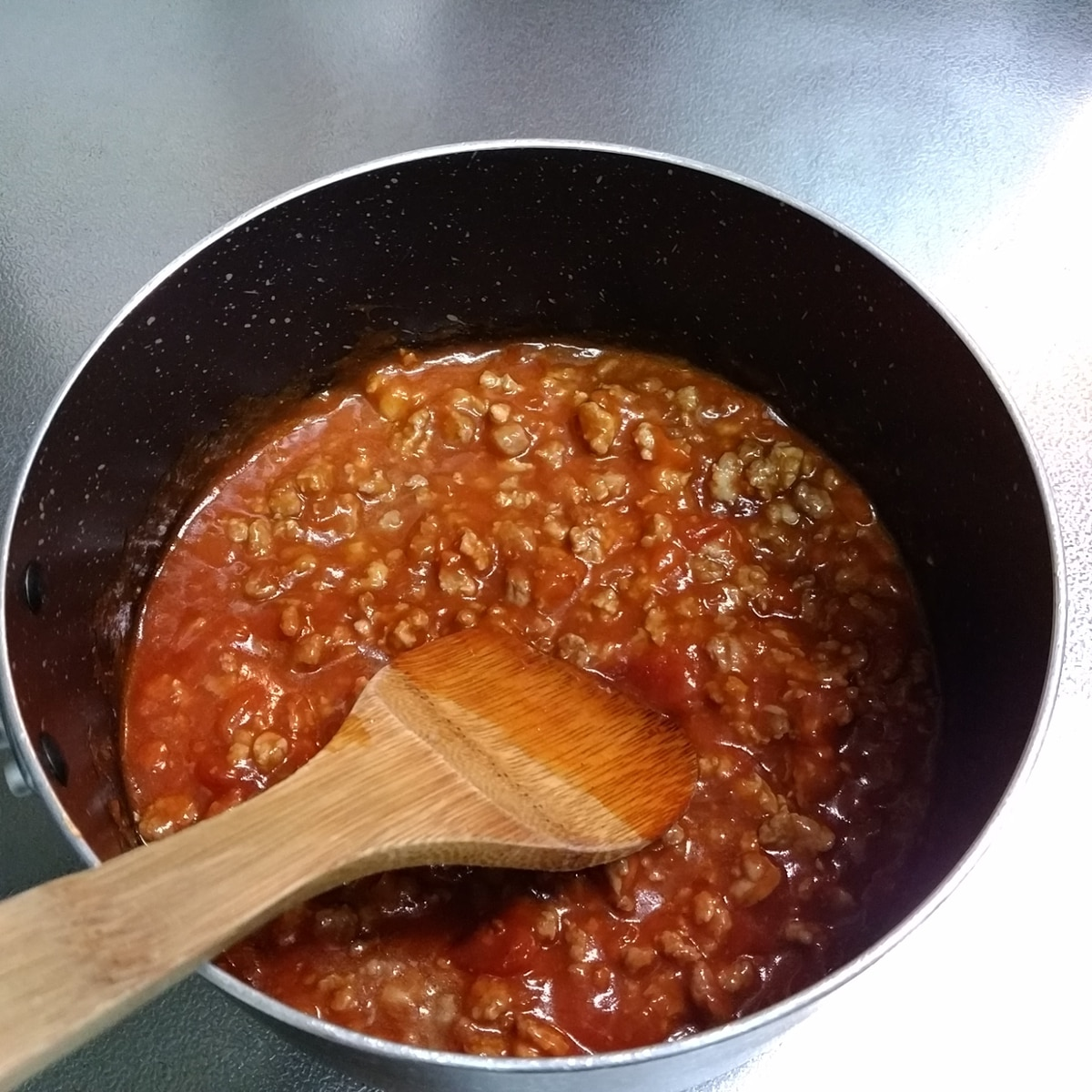 レシピ プロ ミートソース
