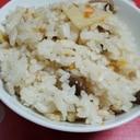 春の味❁✿  タケノコ のキツネご飯
