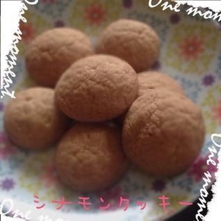 サックサク ホロホロ シナモン★クッキー