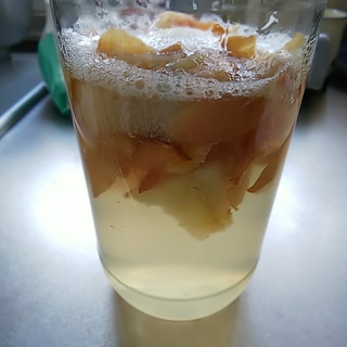 自家製リンゴ酵母のつくりかた