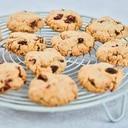 ドライフルーツとナッツのおからクッキー