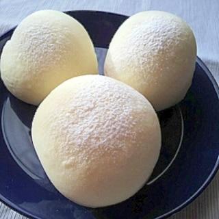 《HB》米粉のもっちりヨーグルト白パン♪