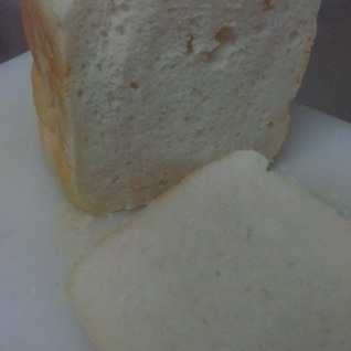 HBで米粉100%パン