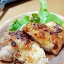 鶏もも肉のジューシーハーブ焼き IHのグリル使用