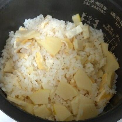 美味しいのはもちろん、ごはんの炊き加減もベストでした!レシピありがとうございます!