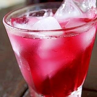 赤しそジュース*濃縮タイプ*梅酢が隠し味