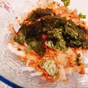 居酒屋風★シャキシャキ大根サラダ