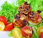 ニンニク風味☆ 「ホタテ醤油バターソテー」
