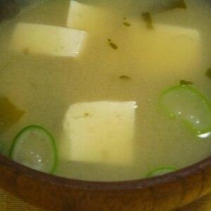 簡単ダシとり ✿基本のお味噌汁✿