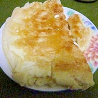 甘いの大好き♪砂糖を加えたパンケーキ