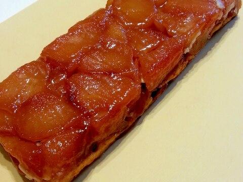 めっちゃおいしいりんごのタルト!タルトタタン♪
