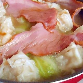 冷凍食材でフライパン鍋