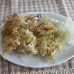 卵 なし 粉 天ぷら