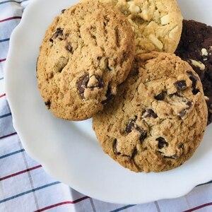 さくさくチョコチップクッキー