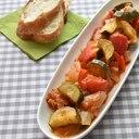 しっかり野菜を食べる!シンプルなラタトュイユ
