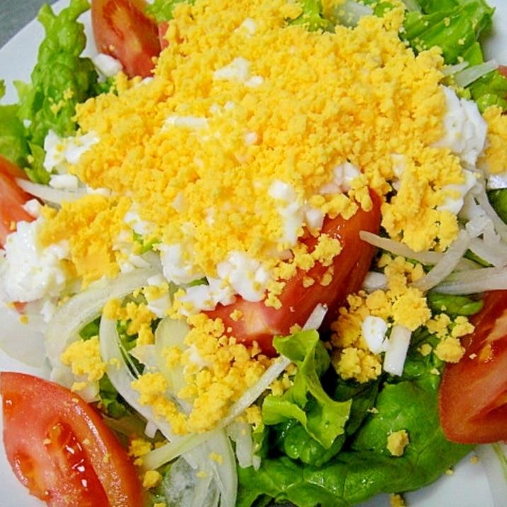 ミモザ サラダ