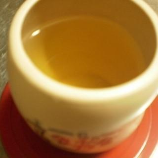 1枚から簡単にできるイチジク茶