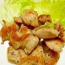 ★プリ旨~鶏の黒胡椒焼き★