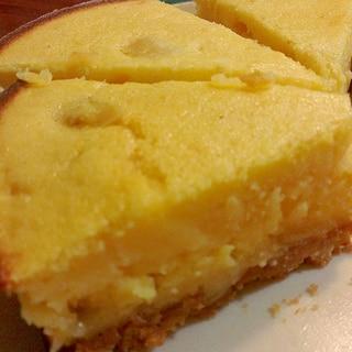 簡単!さっぱり!リンゴ入りレモンケーキ
