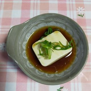 湯豆腐の温め方を変えるだけ!ふわっふわ湯豆腐