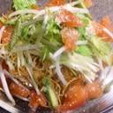 揚げ麺deパリパリサラダ