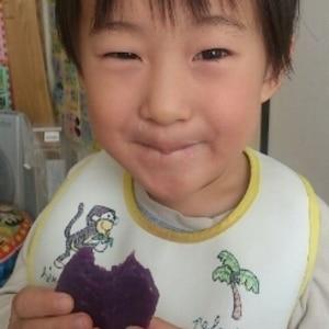 紫芋のようかん
