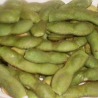 枝豆はレンチンが手軽で美味しい!!