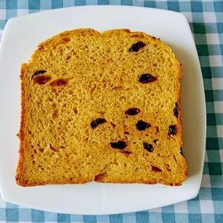 HBで*カボチャレーズン食パン