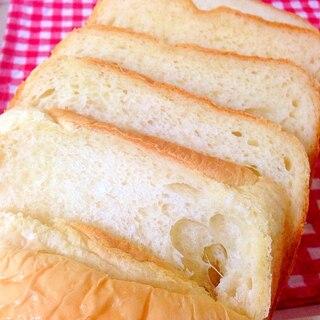 HBで!プロテイン入りの食パン♡