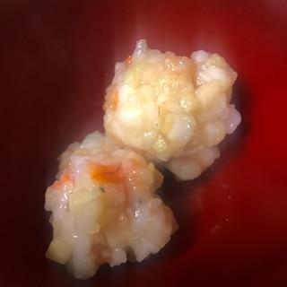 【絶品】プリプリ食感!エビ団子