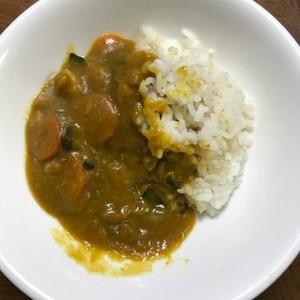 肉じゃがリメイク→和風カレー
