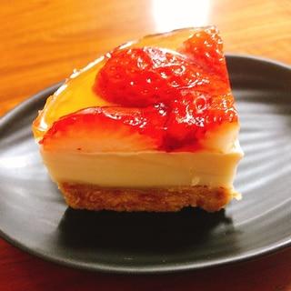 焼かないタルトケーキ
