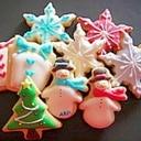 クリスマス アイシングクッキー New Ver