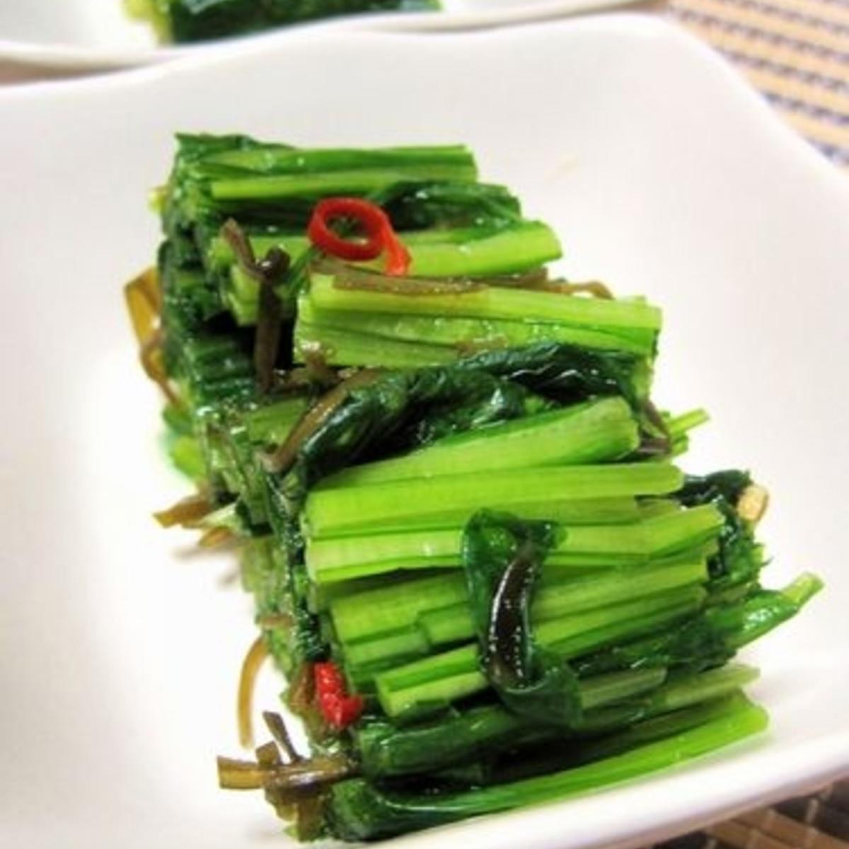 レシピ 壬生 菜