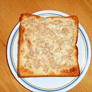 ★ヘルシーかんたん★ノンオイル♪ツナトースト