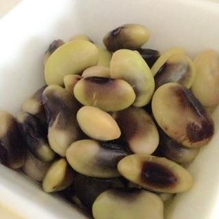 くらかけ豆(ひたし豆)