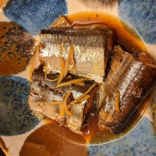 骨まで食べれる!圧力鍋で秋刀魚の甘露煮