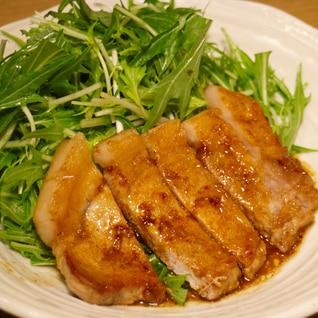 大人の味?☆豚のバター醤油焼き