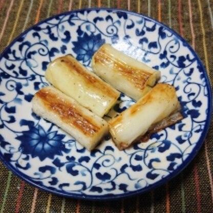 ねぎの甘さが味わえて美味しかったです♡シンプルだからこそ旨みと甘みが出ますね♪ご馳走さまでした(^^)