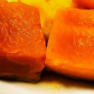 超簡単!冷凍かぼちゃでかぼちゃの煮物
