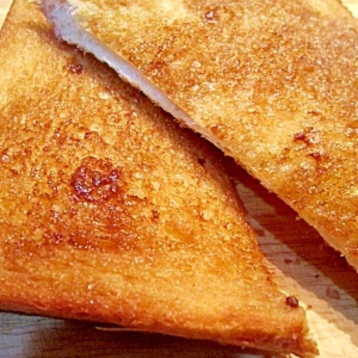 """トースト シュガー お子さまに作ってあげたい!日替わり""""おやつトースト""""1週間分の簡単レシピ"""