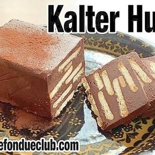 カルターフント(ドイツのチョコレート菓子)